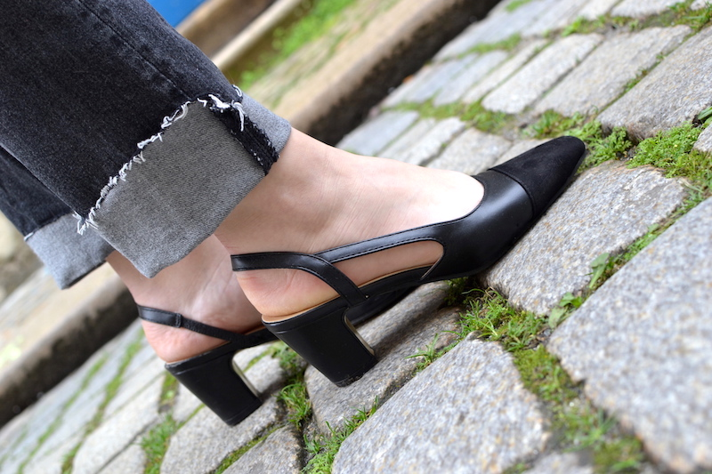 chaussures style Chanel