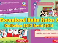 Download Buku kelas 6 SD Kurikulum 2013 Semester 1 Buku Siswa dan Guru