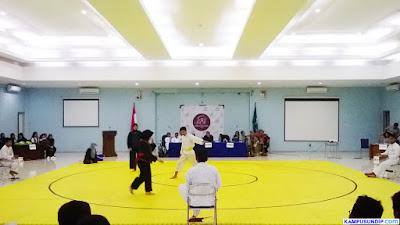 Olimpiade Diponegoro Silat