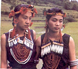 71fb072ead There is a famous black shawl worn my men in Nagaland known as Ratapfe. The  shawl is embroidered in 3 or 4 lines and looks simply attractive.