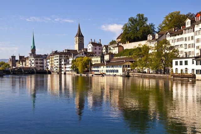 Pontos Turísticos em Zurique | Suíça
