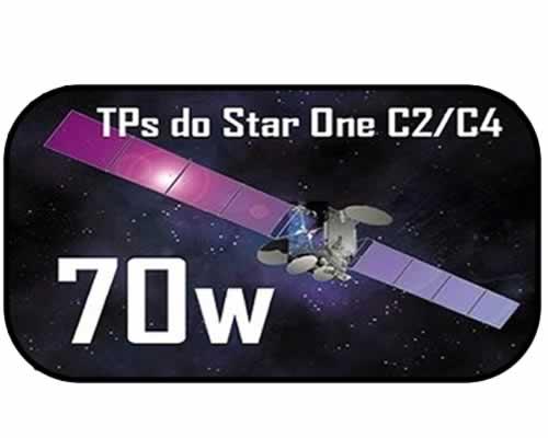 Lista Original CLARO TV C4 70W TPS 2016