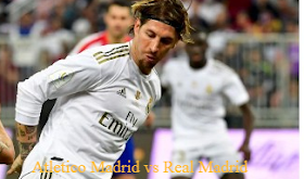 Soccer: Atletico Madrid vs Real Madrid
