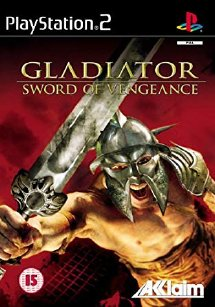 Gladiator Sword of Vengeance PS2 ISO
