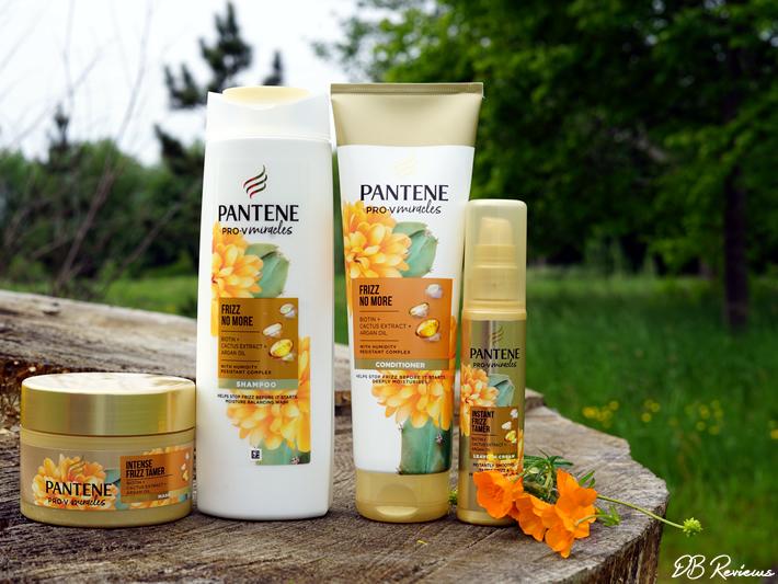 Pantene Pro-V Miracles Frizz No More