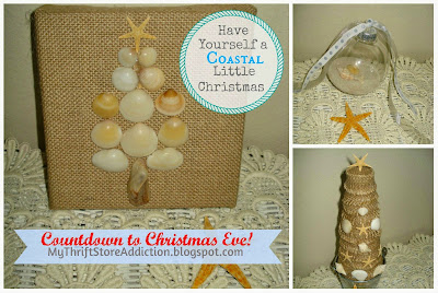 Coastal Christmas projects
