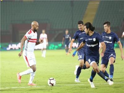 موعد مباراة الزمالك وانبي لحساب الجوله الثانية والعشرون من الدوري المصري