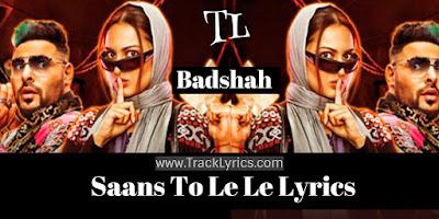 saans-to-le-le-lyrics