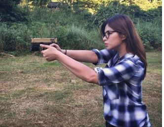 Tips On How To Be A Badass Like Queen Angel Locsin!