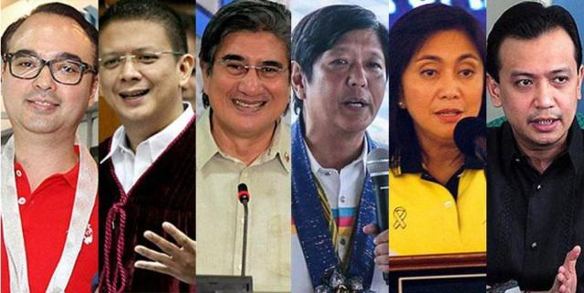 The VP aspirants tried to outsmart each other at the lone VP debate last Sunday.