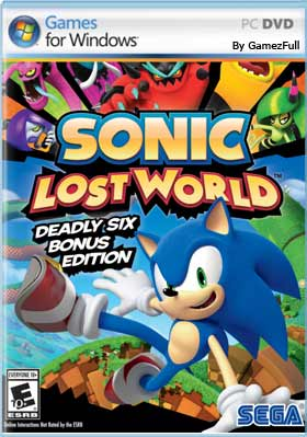 Sonic Lost World PC [Full] Español [MEGA]