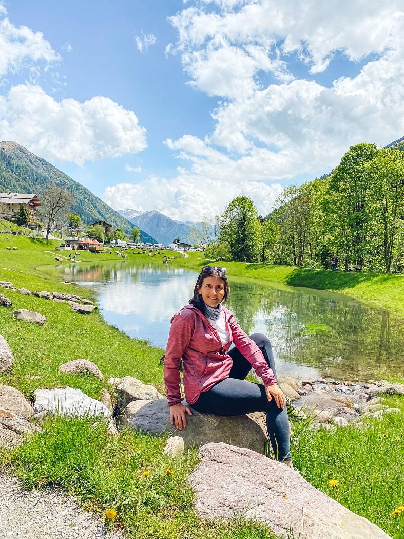 Il laghetto di Valcanale in Valseriana