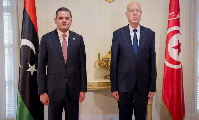 تونس وليبيا تتفقان على إعداد بروتوكول صحّي موحّد لفتح الحدود