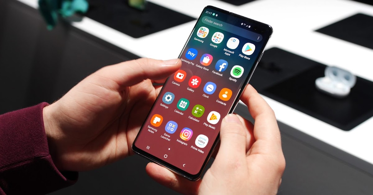 They are fooling Samsung users with fake applications to pay