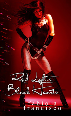 Red Lights Black Hearts by Fabiola Francisco book cover