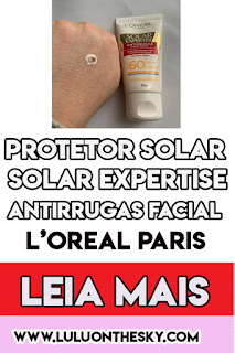 Protetor Solar L'Oreal Paris Solar Expertise  FPS 60