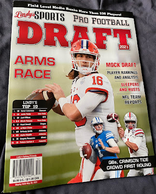 Lindy's NFL Draft Guide 2021