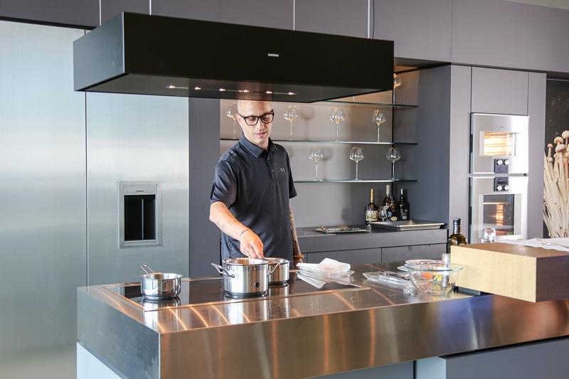 Gaggenau Tasarım ve Gastronomi Buluşmaları