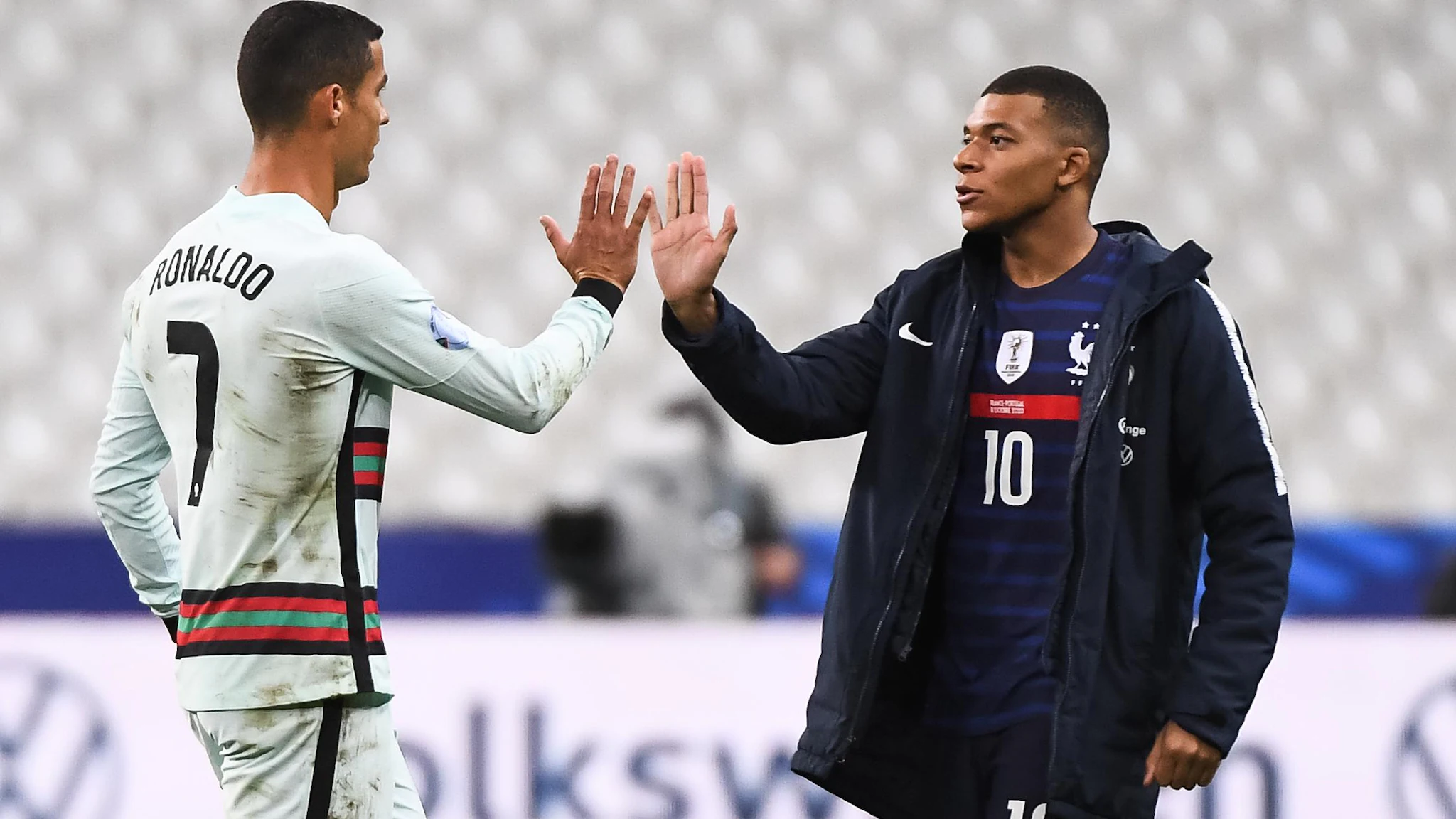 Cristiano Ronaldo and Kylian Mbappe will spearhead their nation's attacks