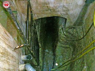 Acceso a la Cueva Urbana de Tarragona