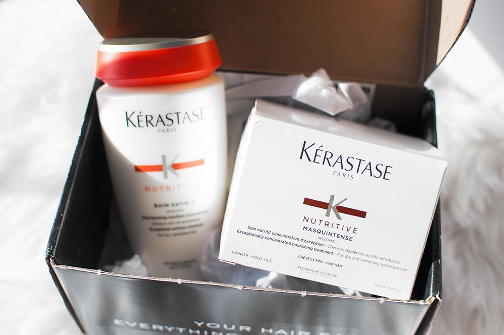 kerastase voxbox, influenster haircare voxbox, haircare voxbox, prestige voxbox