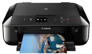 Canon PIXMA MG5750 Full Driver & Software Packages