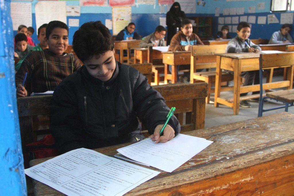 تعرف على أراء طلاب الشهادة الإعدادية 2021 حول امتحان الهندسة