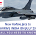 New Rafale Jets landed at Air Force Station Ambala: All you need to know