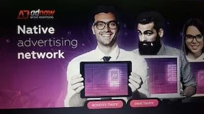 أفضل موقع لتحقيق الدخل لموقعك بإستخدام الإعلان الأصلي ADNow