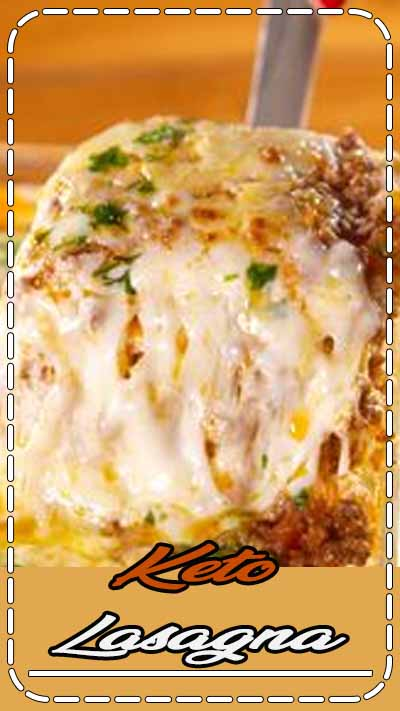 Going Keto can be hard when you start thinking about what you'll be missing. Luckily, a classic lasagna won't be one of them. This lasagna uses a simple noodle replacement that once it's covered in meat and cheese, feels just like pasta. It's the comforting dish you no longer have to crave. Get the recipe at Delish.com. #delish #easy #recipe #keto #lasagna #ketorecipes #lowcarb #groundbeef #noodless