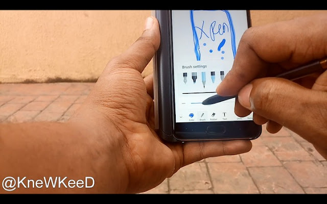 X-Pen features