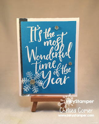 It's a wonnderful Time of the year card by FSJ