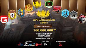 [AoE] Các Clan chính thức công bố đội hình tranh tài tại Siêu giải Nghệ An