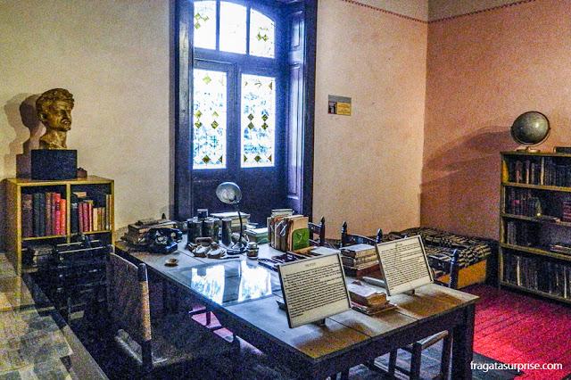 Escritório de Trotski, Casa Museu Leon Trotski, Cidade do México
