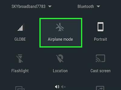 Apa Fungsi Air Plane Mode di Smartphone Kamu?