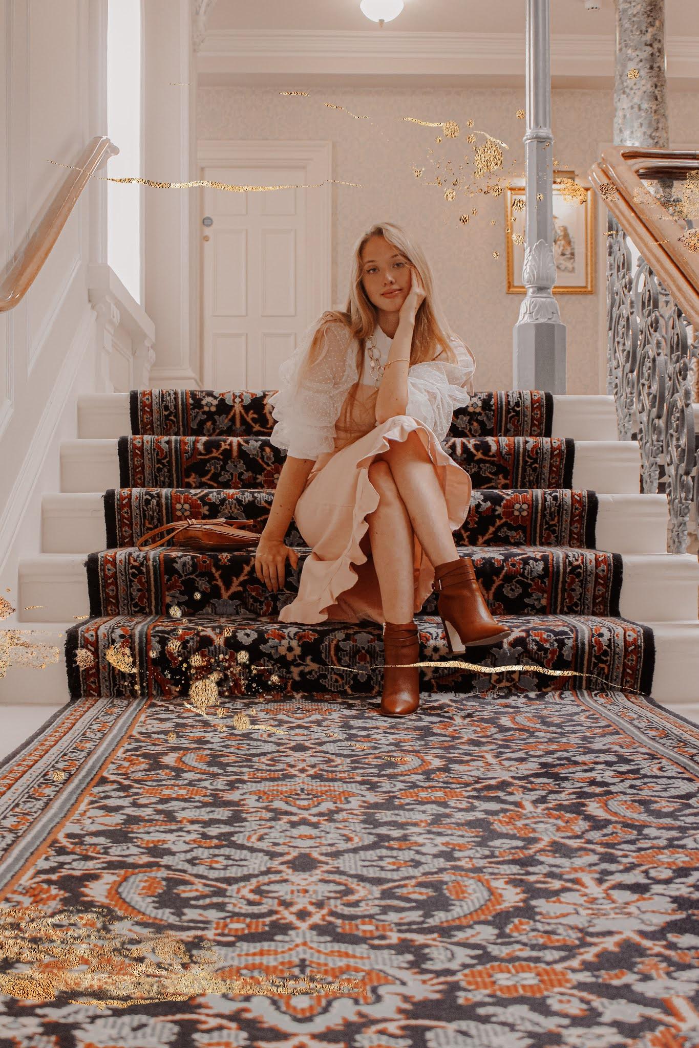 Grand Brighton Hotel Staircase