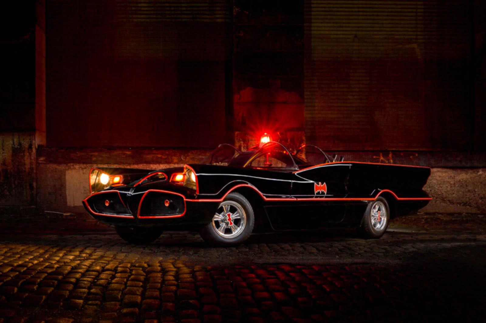childhood dreams   original  batmobile carscoops