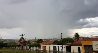 Granjeiro registra a maior chuva do Ceará das últimas 24 horas; confira os índices do Cariri