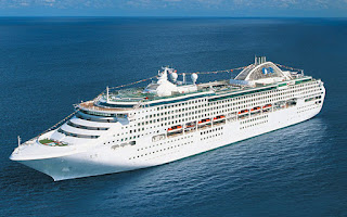 Princess Cruises Sea Princess Visits New York City