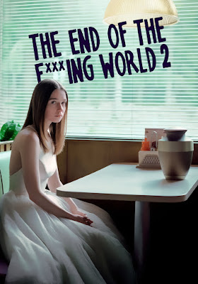The End of the F***ing World 2 (TV Series) S02 DVD HD DUAL LATINO + SUB 1DVD