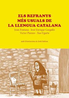 """Llibre digital """"Els refranys més usuals de la llengua catalana"""" (en format pdf)"""