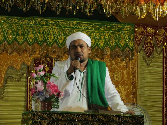 Pemuda Cot Baroh Gelar Peringatan Isra Mi'raj 1437 H – 2016 M