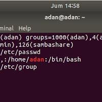 Perintah Untuk Mengubah Ijin Akses File Pada Linux