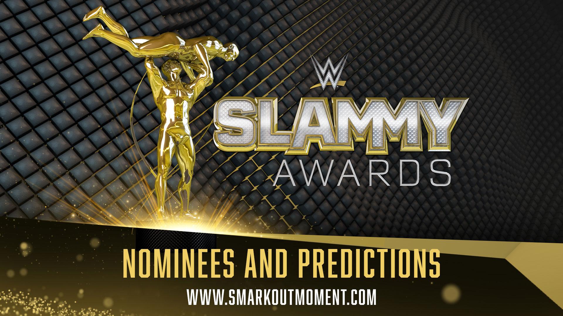 List of Slammy Awards Trophy Winners 2020 WWE