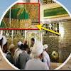 Keindahan Makam Nabi Muhammad SAW