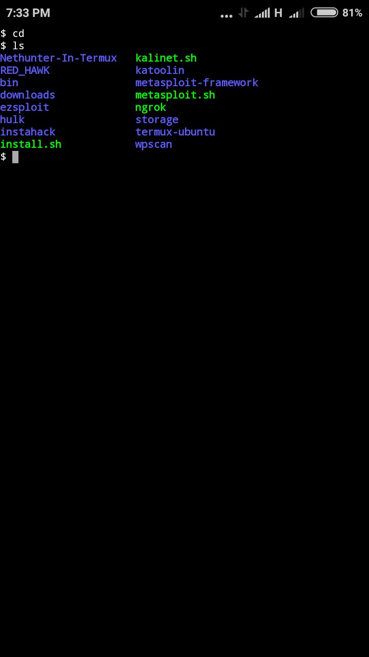 How to do DoS (Denial of Service) attack using Termux app