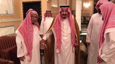 """وفاة الشيخ ناصر بن عبدالعزيز الشثري الملقب بـ """" مستشار الملوك """""""
