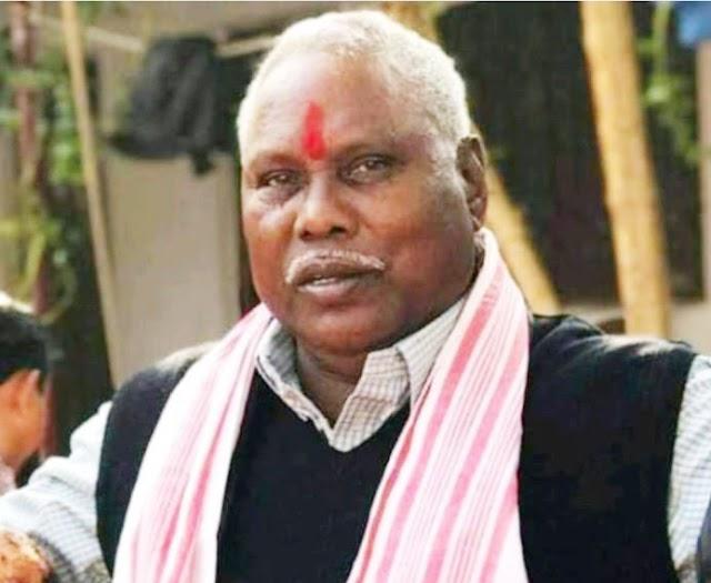 """CRIME : रामा लाईफ स्थित पूर्व मंत्री """"गणेश राम भगत"""" के आवास से हुई लाखों की चोरी,पुलिस जुटी जाँच में...."""