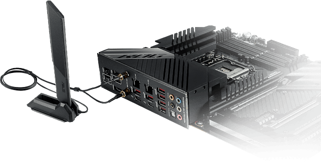 Đa dạng và cải tiến cổng kết nối trên mainboard Z590