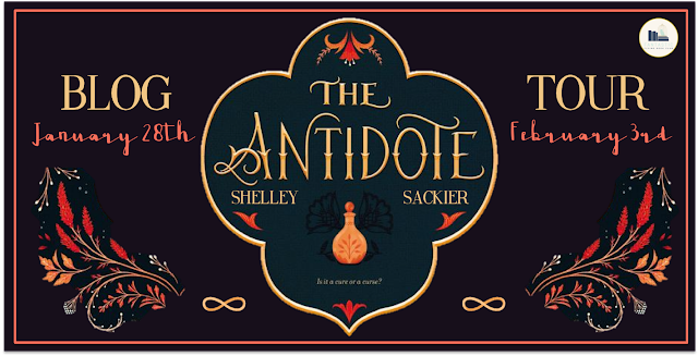 Blog Tour & Giveaway: The Antidote by Shelley Sackier
